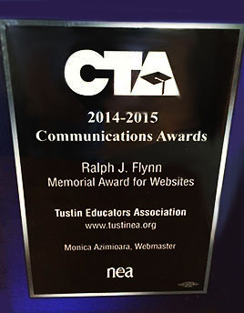 CTA20 CommunicationAward 2016